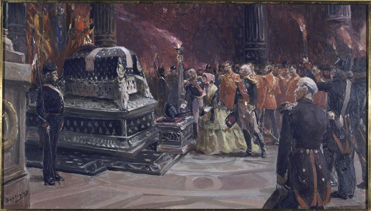 cercueil napoleon 3